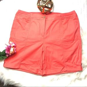Karen Scott Women's Short Pants Size 18